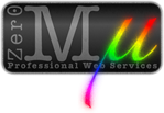 Zero Mu, LLC. Professional Web Services for the DIY Webmaster.
