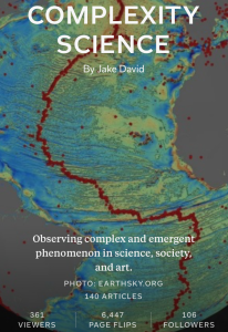 Complexity Science is now a magazine on Flipboard